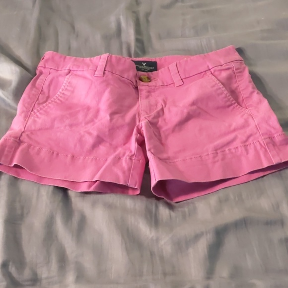 American Eagle Outfitters Pants - American Eagle Midi Stretch Shorts, 00